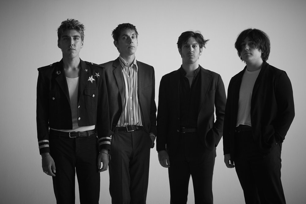 BAD SUNS  Picture By: Rowan Daly