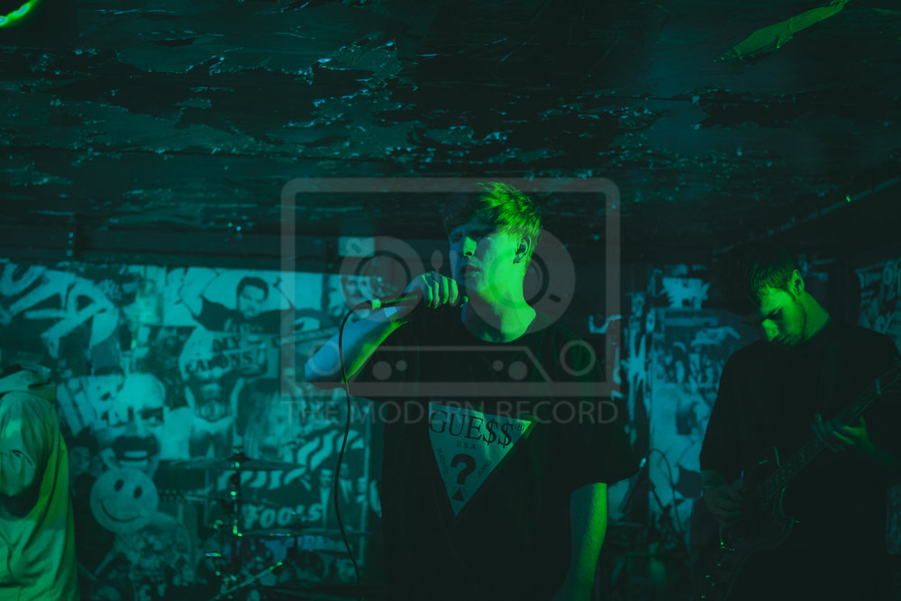 2 - Starve To Survive (Support) - THINK TANK_, Newcastle - 19-01-19 Picture by Will Gorman Photo.JPG.JPG