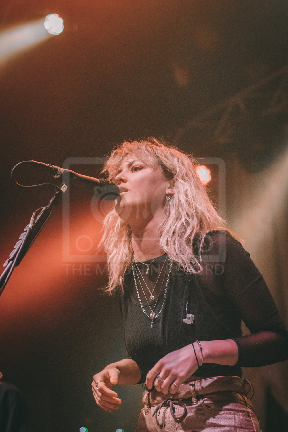 1 - Lion (support) - O2 Academy, Newcastle - 21-01-19 Picture by Will Gorman Photo.JPG