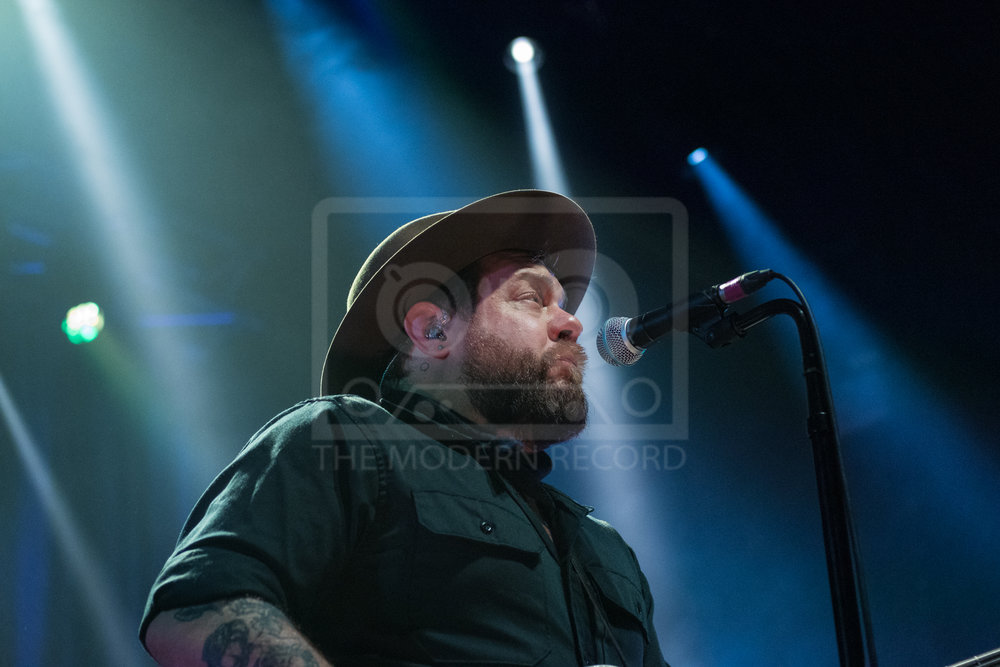 1 - Nathaniel Rateliff & The Night Sweats - O2 Academy, Newcastle - 21-01-19 Picture by Will Gorman Photo.JPG