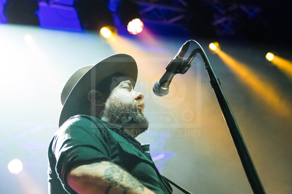 2 - Nathaniel Rateliff & The Night Sweats - O2 Academy, Newcastle - 21-01-19 Picture by Will Gorman Photo.JPG