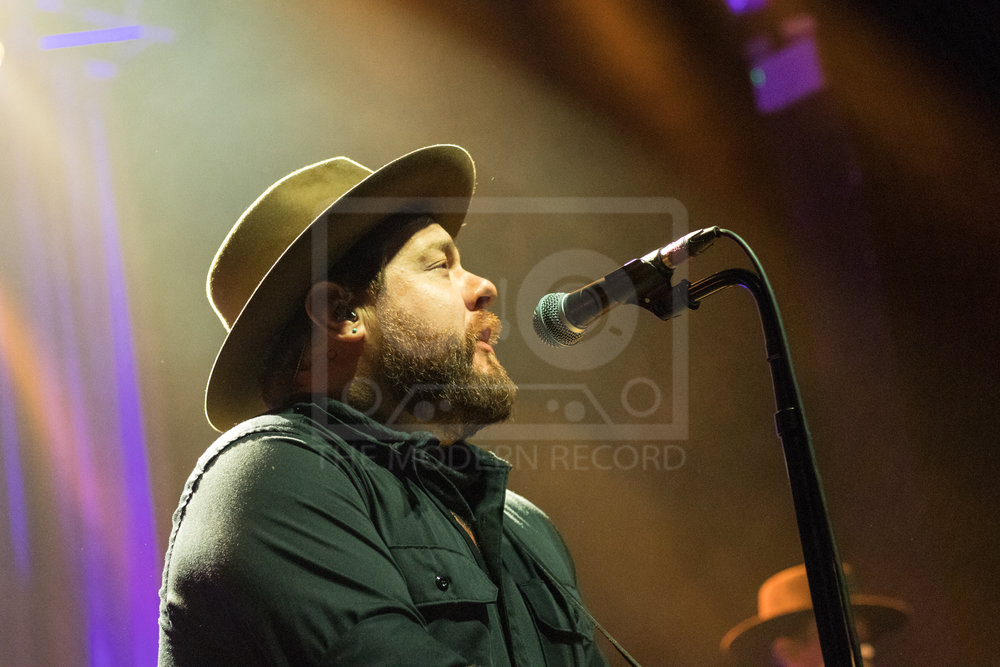 3 - Nathaniel Rateliff & The Night Sweats - O2 Academy, Newcastle - 21-01-19 Picture by Will Gorman Photo.JPG