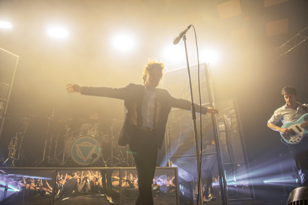 ENTER SHIKARI PERFORMING AT GLASGOW'S BARROWLAND BALLROOM - 23.01.2019  PICTURE BY: CALUM BUCHAN PHOTOGRAPHY