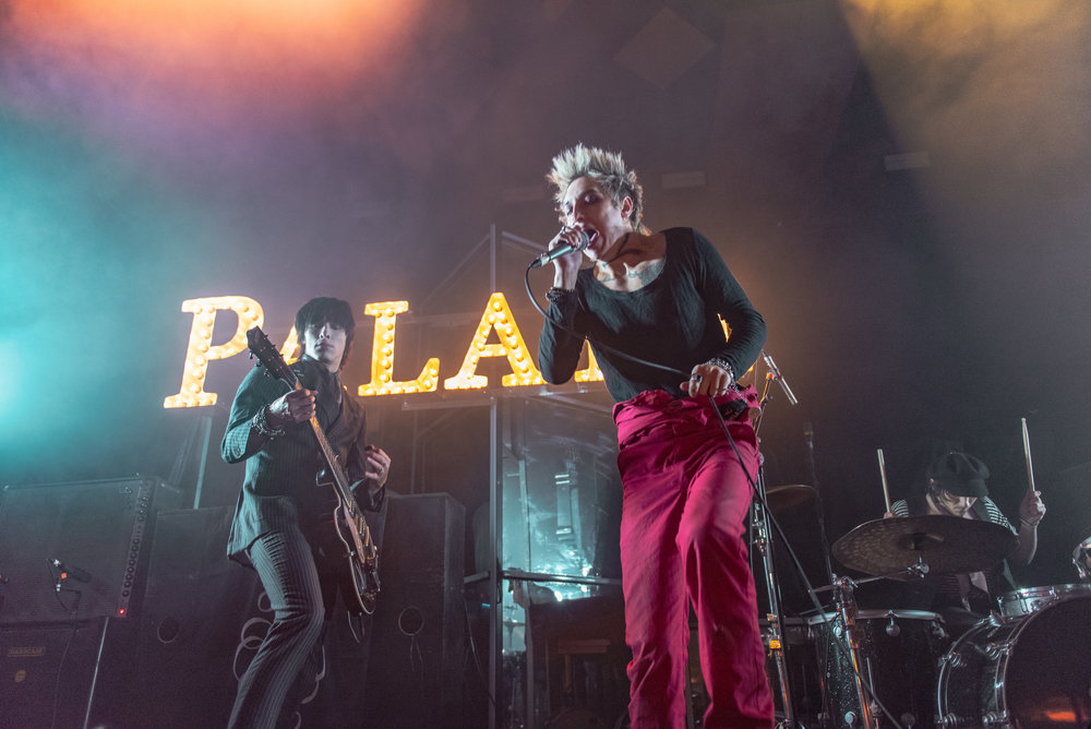 PALAYE ROYALE PERFORMING AT GLASGOW'S BARROWLAND BALLROOM - 23.01.2019  PICTURE BY: CALUM BUCHAN PHOTOGRAPHY