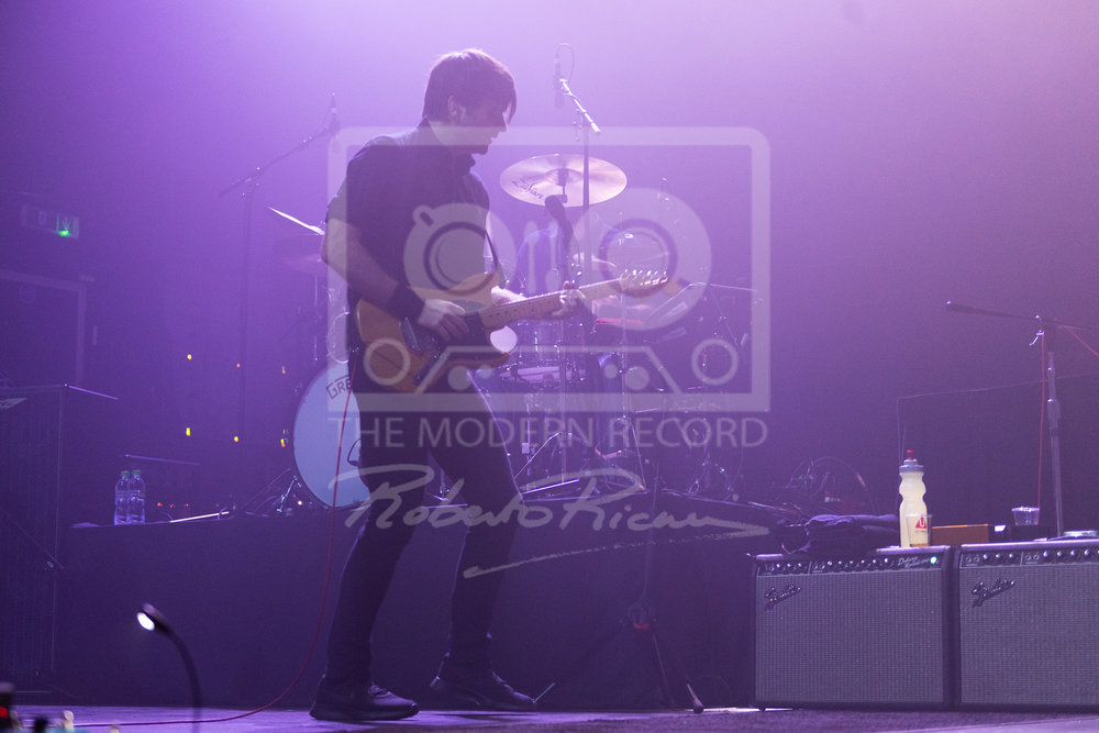 03 - DEATH CAB FOR CUTIE - O2 ACADEMY, GLASGOW - 26-01-2019 - Picture by - Roberto Ricciuti.jpg