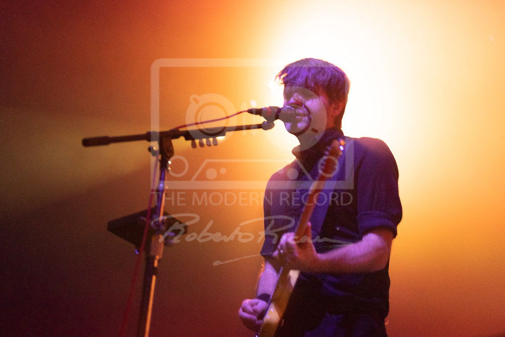 08 - DEATH CAB FOR CUTIE - O2 ACADEMY, GLASGOW - 26-01-2019 - Picture by - Roberto Ricciuti.jpg