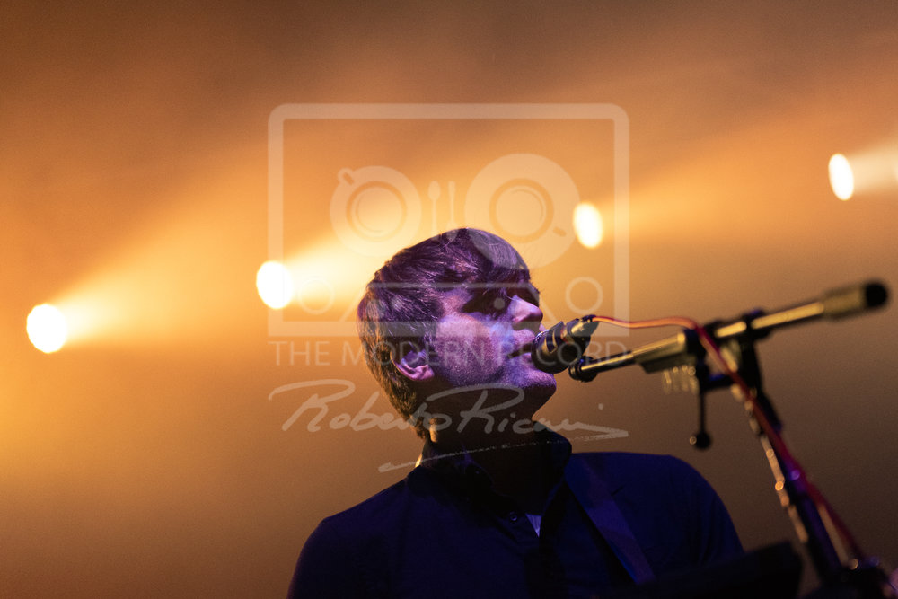 14 - DEATH CAB FOR CUTIE - O2 ACADEMY, GLASGOW - 26-01-2019 - Picture by - Roberto Ricciuti.jpg
