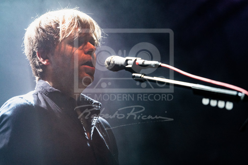 21 - DEATH CAB FOR CUTIE - O2 ACADEMY, GLASGOW - 26-01-2019 - Picture by - Roberto Ricciuti.jpg