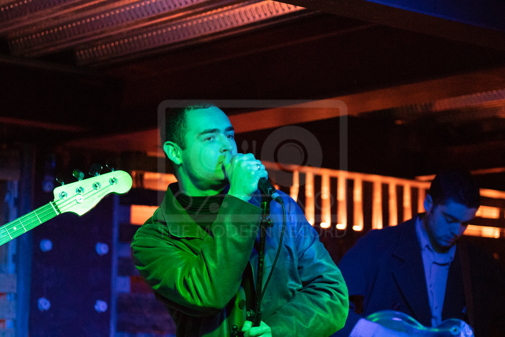 2 - The Murder Capital - Think Tank_ Underground, Newcastle - 5-02-19 Picture by Will Gorman Photo.JPG