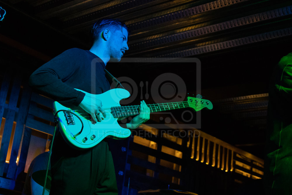 4 - The Murder Capital - Think Tank_ Underground, Newcastle - 5-02-19 Picture by Will Gorman Photo.JPG