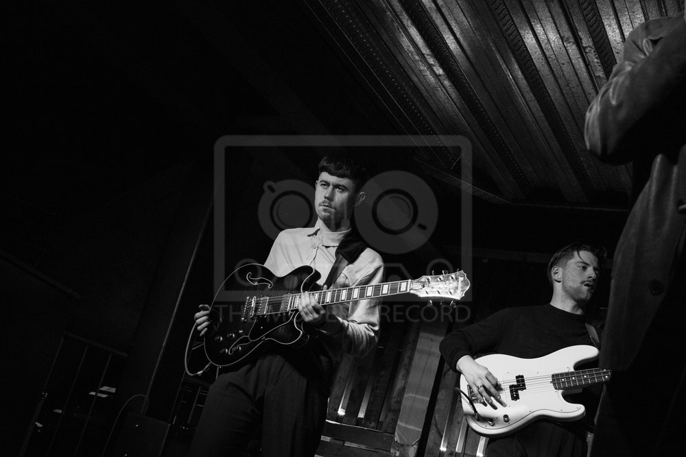 10 - The Murder Capital - Think Tank_ Underground, Newcastle - 5-02-19 Picture by Will Gorman Photo.JPG