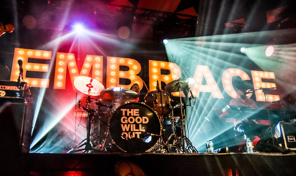 EMBRACE PERFORMING AT GLASGOW'S BARROWLAND BALLROOM - 06.03.2019  PICTURE BY: STEPHEN WILSON PHOTOGRAPHY