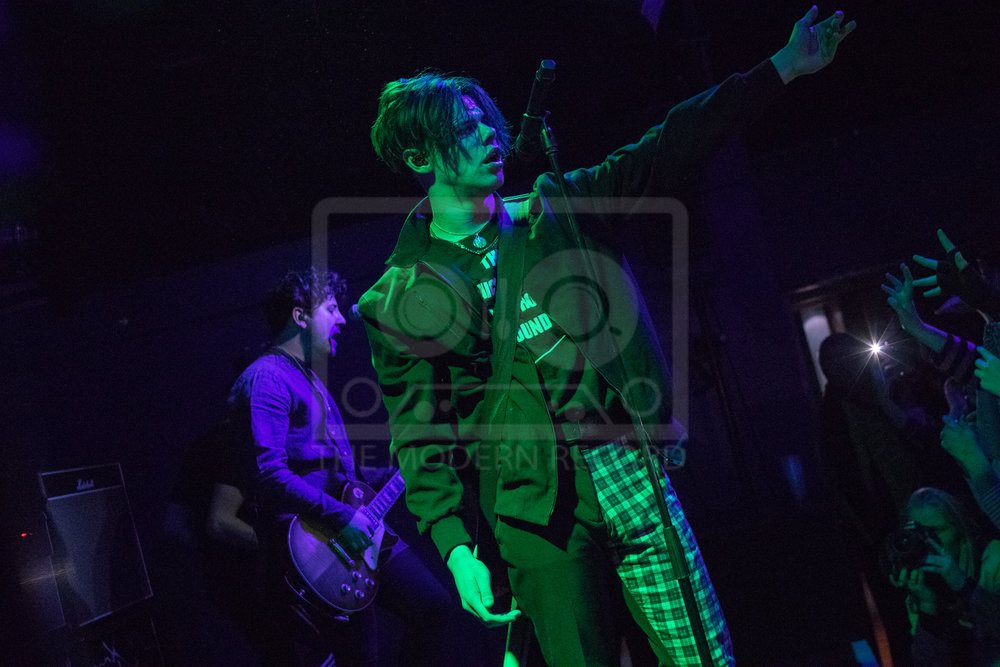 Yungblud - O2 Academy2, Newcastle - 10-03-19 Picture by Will Gorman Photo-7806.JPG