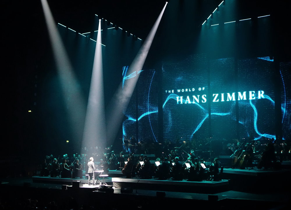 THE WORLD OF HANS ZIMMER PERFORMING AT LONDON'S SSE WEMBLEY ARENA - 23.03.2019  PICTURE BY: MICHAEL HUNDERTMARK PHOTOGRAPHY