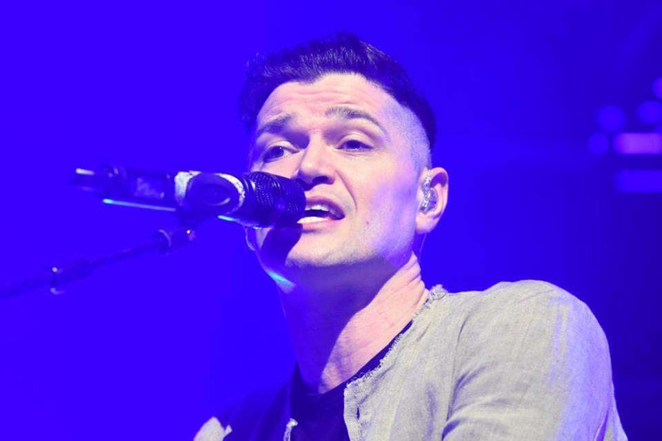 THE SCRIPT PERFORMING AT HALIFAX'S VICTORIA THEATRE - 25.03.2019  PICTURE BY: JOHN MCEVOY PHOTOGRAPHY