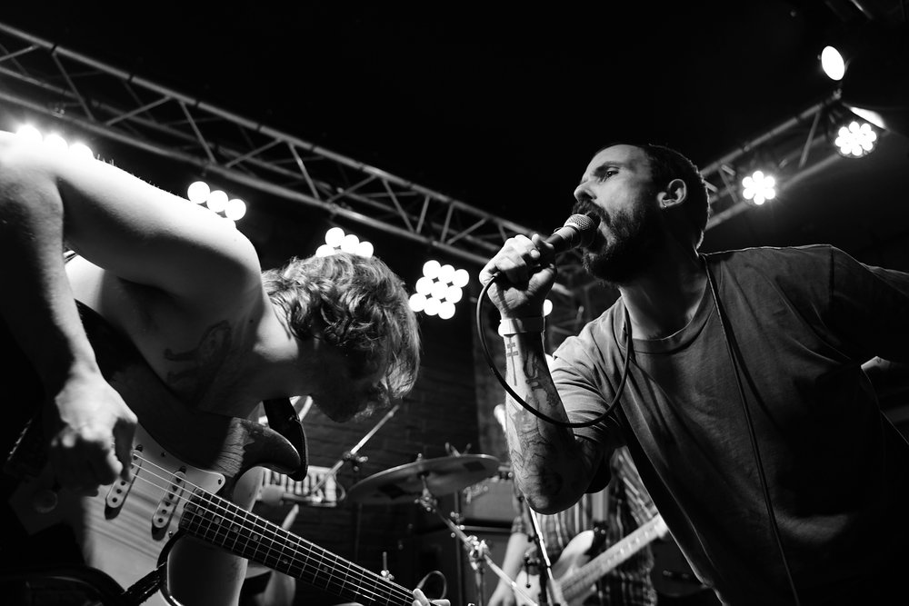 IDLES PERFORMING AT DM'S BOOT ROOM IN LONDON - 25.03.2019  PICTURE BY: MICHAEL HUNDERTMARK PHOTOGRAPHY