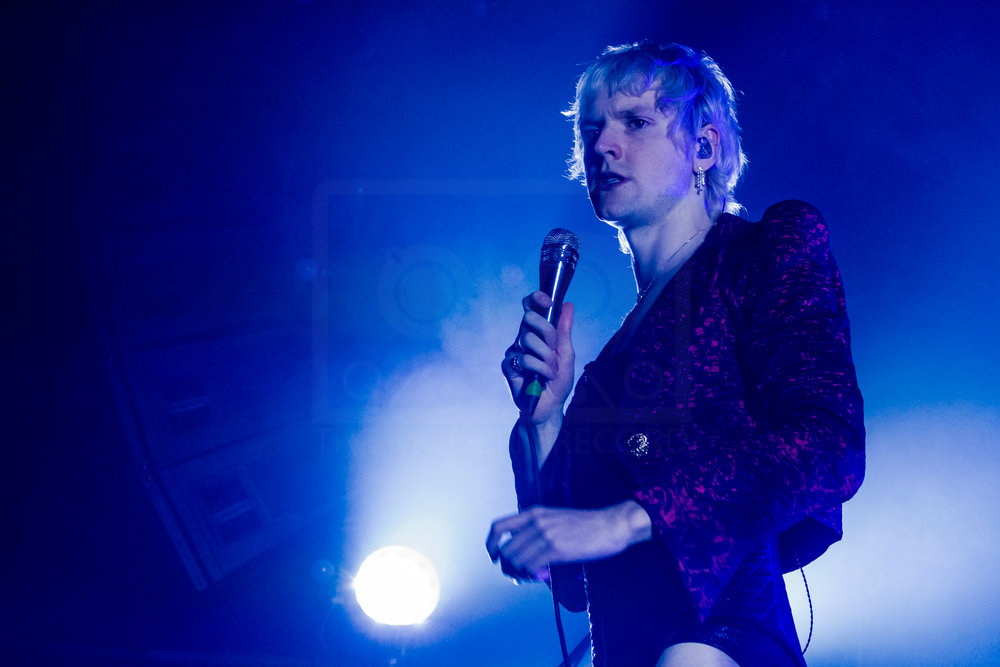SUNDARA KARMA PERFORMING AT GLASGOW'S BARROWLAND BALLROOM - 02.04.2019  PICTURE BY: JAMES EDMOND PHOTOGRAPHY