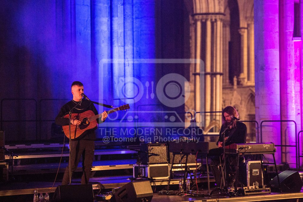 BENJAMIN FRANCIS-LEFTWICH PERFORMING AT YORK MINISTER - 29.03.2019  PICTURE BY: LAURA TOOMER @ToomerGigPhotography