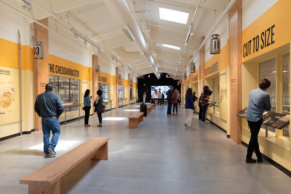 Production Hallway