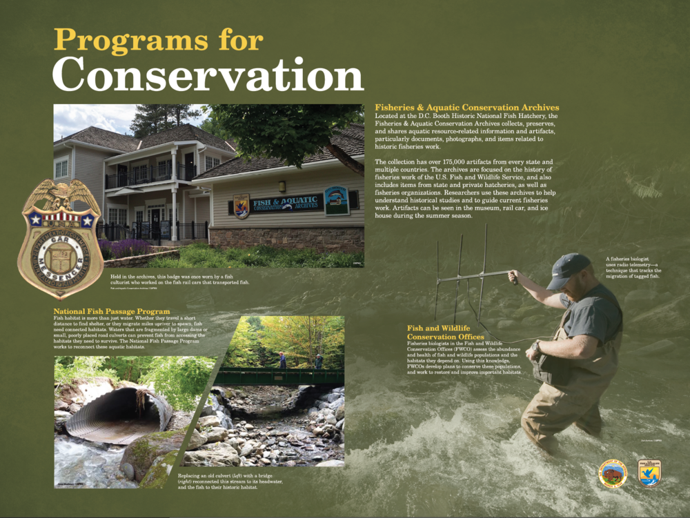Programs for Conservation (Green)