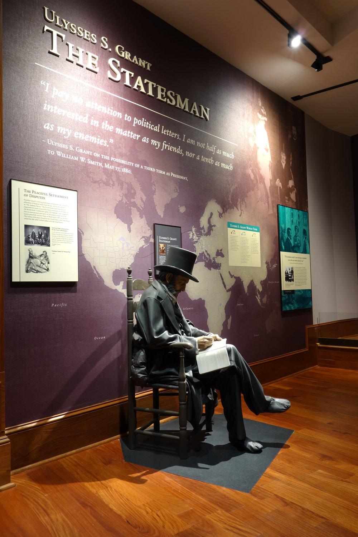 Ulysses S. Grant Presidential Library