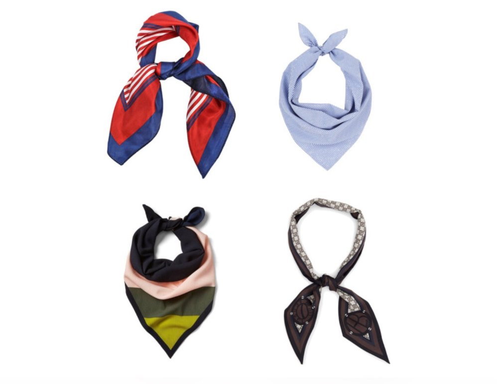 No. 2 Neck Scarves
