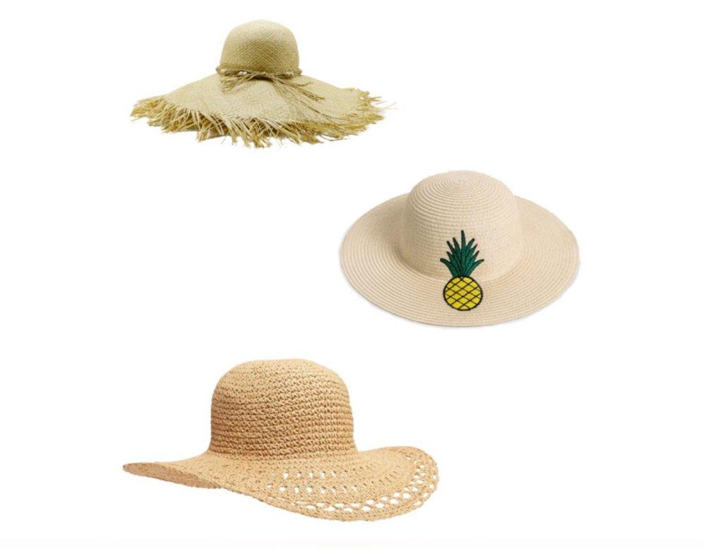 No. 1 Sun Hats