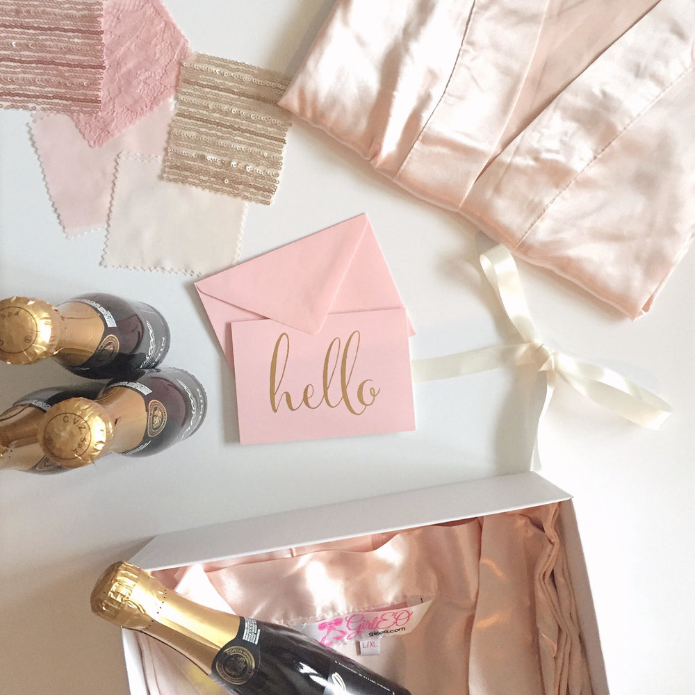 Bridesmaid Gift Boxes Under $50 - Tips on Choosing your Bridesmaids & How to Create a Thoughtful Gift to Give Them When You Ask