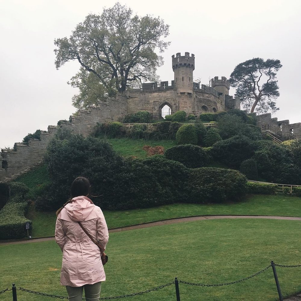 friday-five-warwick-castle
