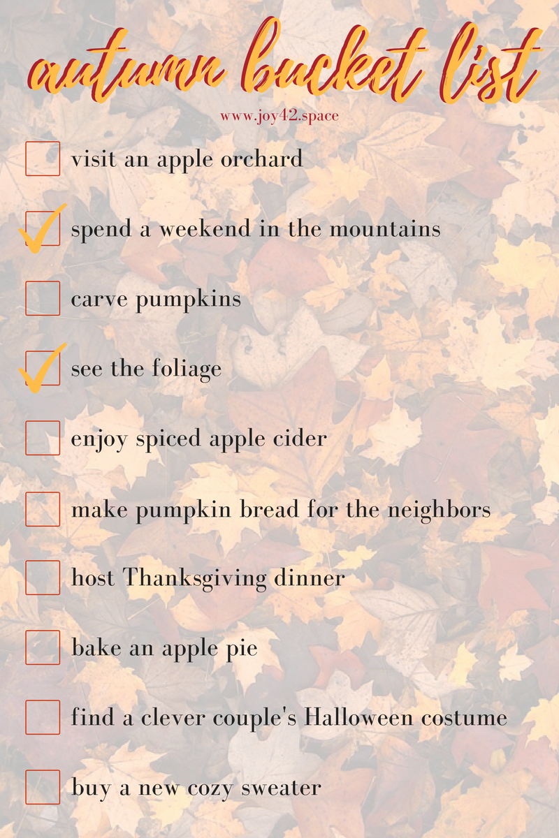 2017-autumn-bucket-list