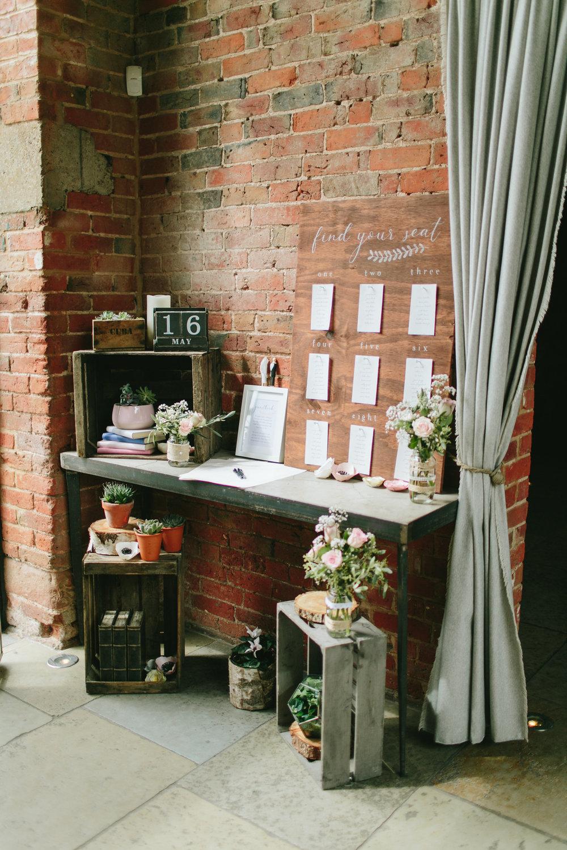 Penny Johnson Flowers - Wedding Decor