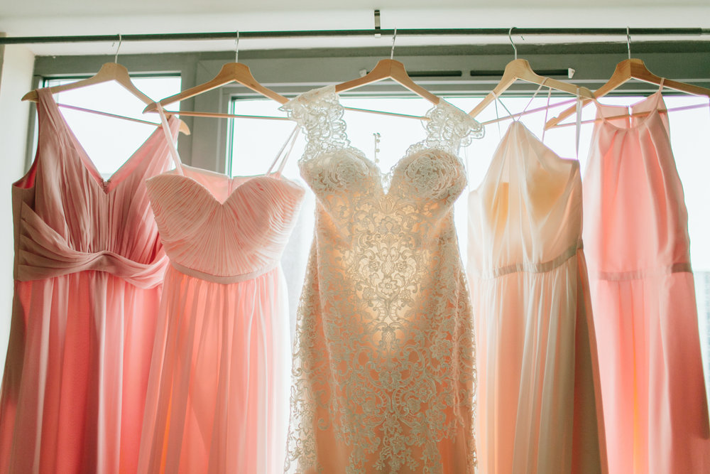 Mix & Match Bridesmaid Dresses