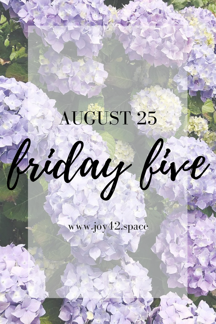 friday-five