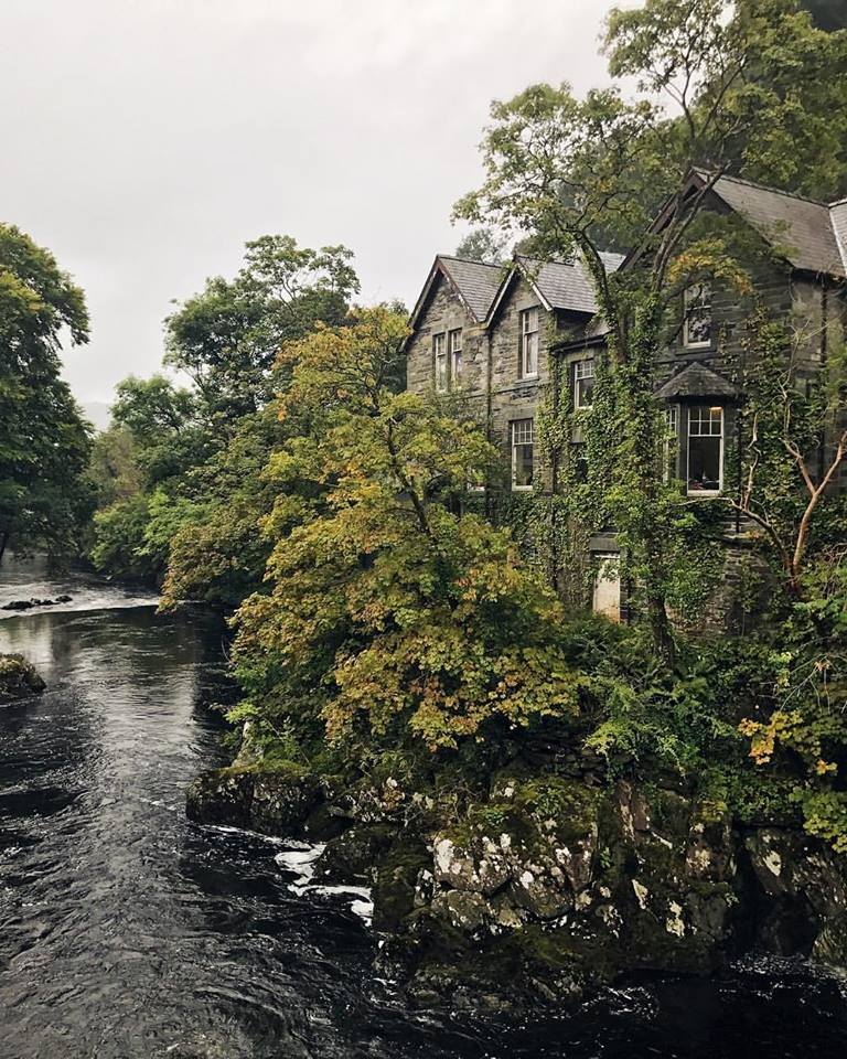 2018 Autumn Bucket List - Welsh Mountains Betsw-y-coed