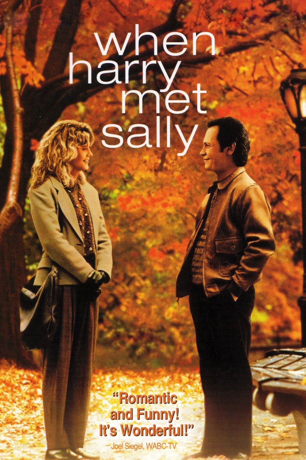 The 10 Best (Not Scary) Fall Movies - When Harry Met Sally
