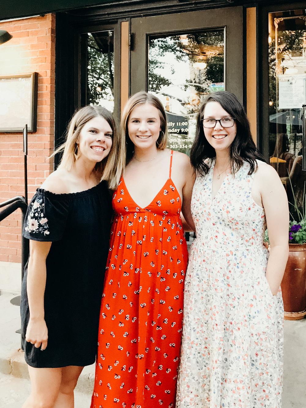 Summer 2018 Highlights - Rehearsal Dinner The Dickens
