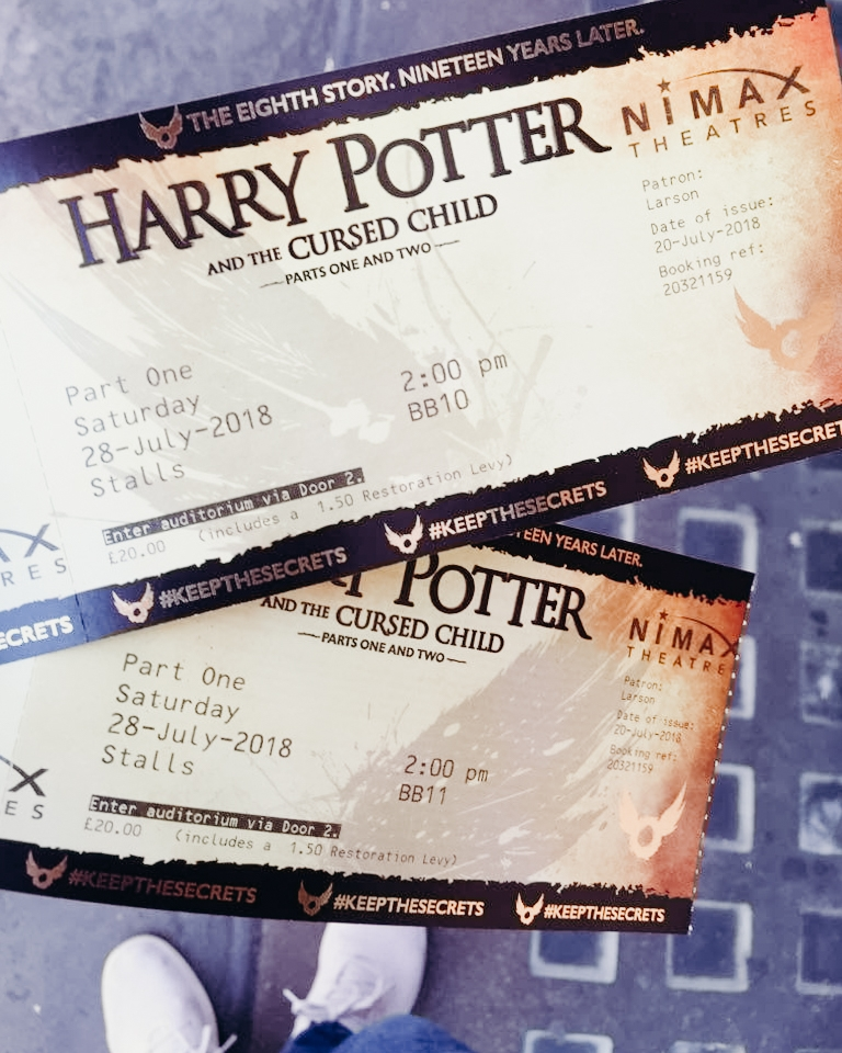 Summer 2018 Highlights - Harry Potter and the Cursed Child