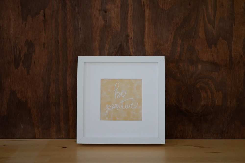 Positive 8x8 - Shop Joy42