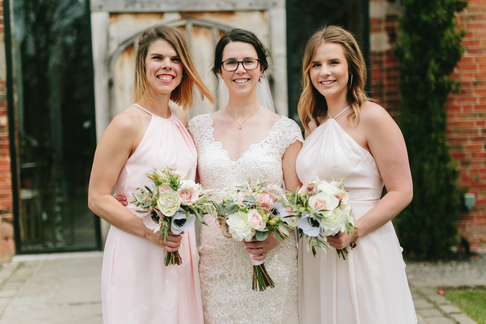 Bridesmaids - Brianne Haagenson Photography