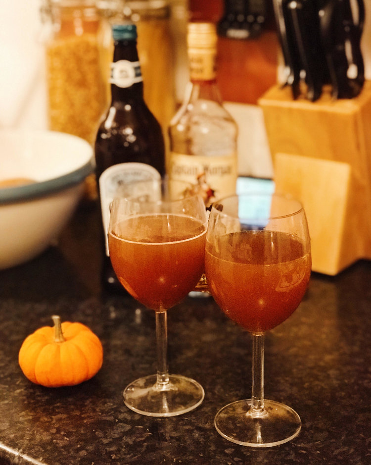 2018 Autumn Bucket List - Homemade Apple Cider
