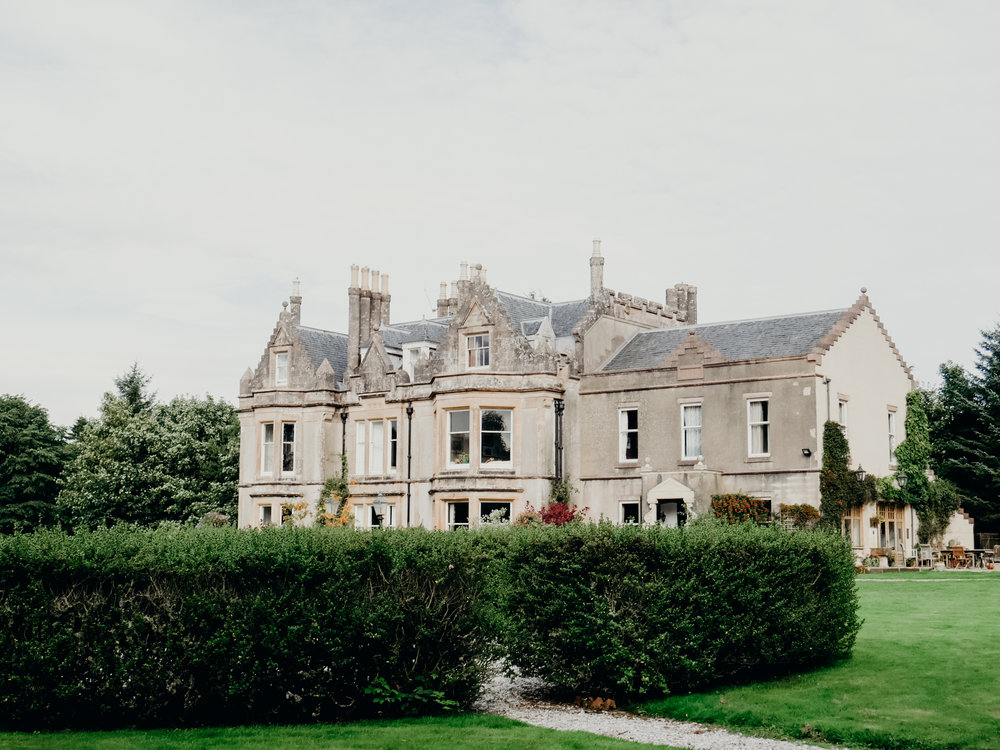 Balinakill Country House Argyll, Scotland
