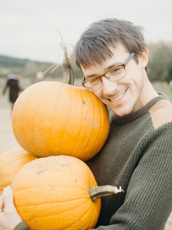 The Pumpkin Patch at Essington Farm