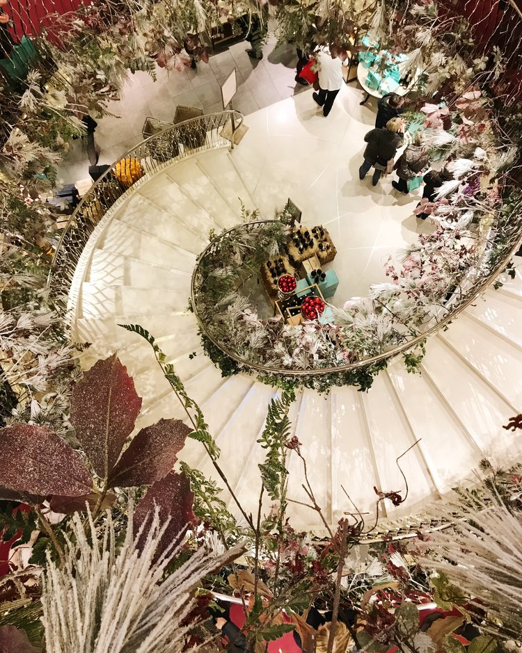 6 Things to Do in London at Christmastime - Fortnum & Mason