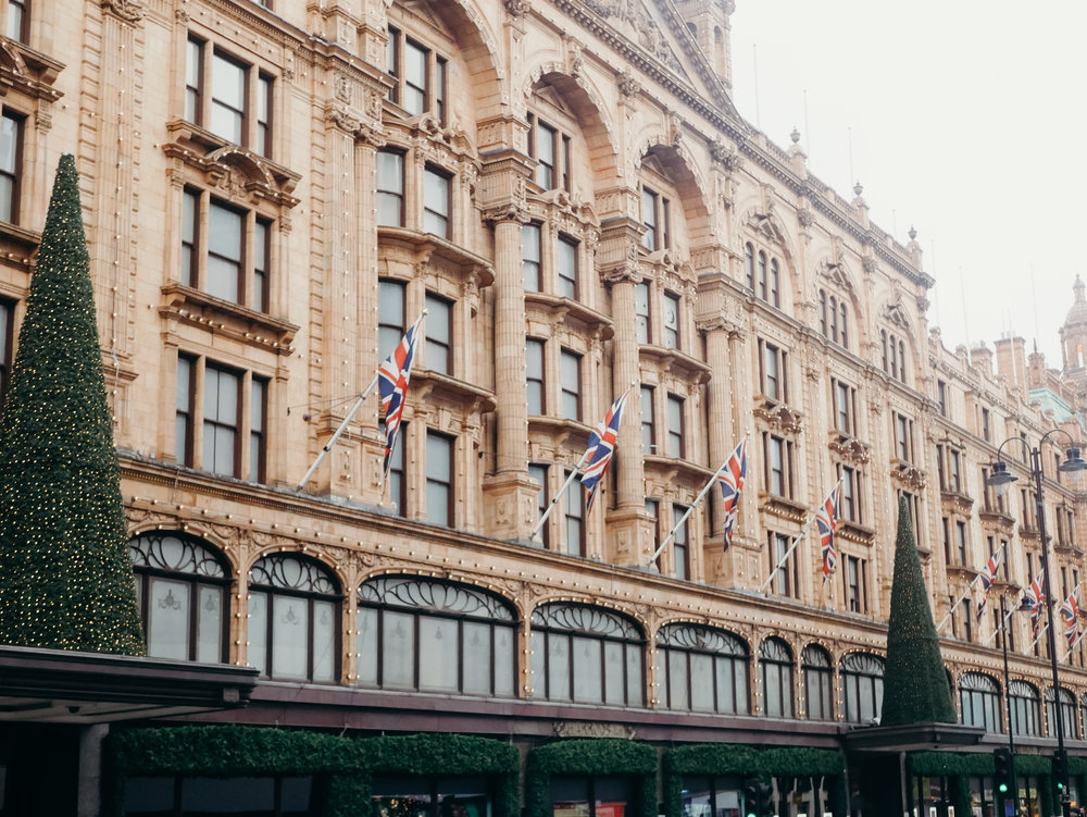 6 Things to Do in London at Christmastime - Harrods