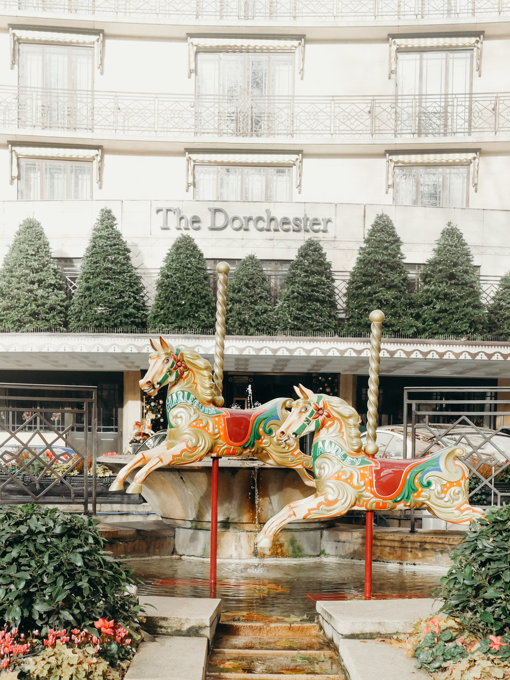 6 Things to Do in London at Christmastime - The Dorchester
