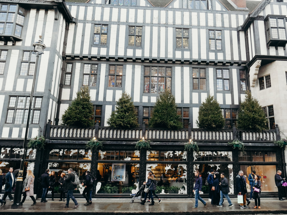 6 Things to Do in London at Christmastime - Liberty London
