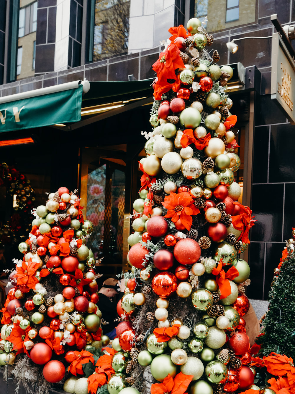 6 Things to Do in London at Christmastime - The Ivy Soho Brasserie