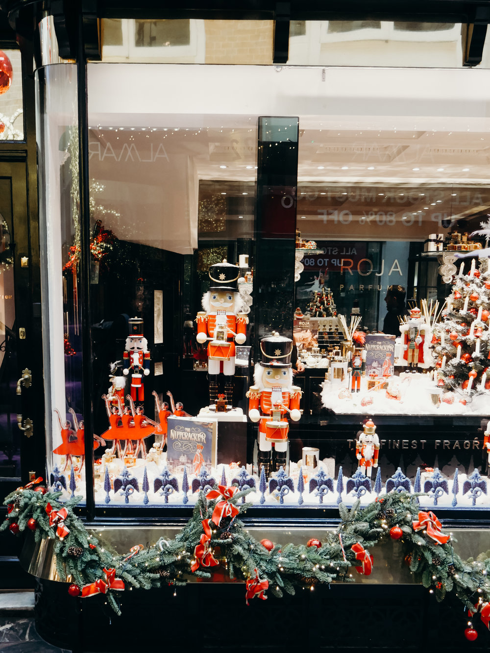 6 Things to Do in London at Christmastime - Burlington Arcade