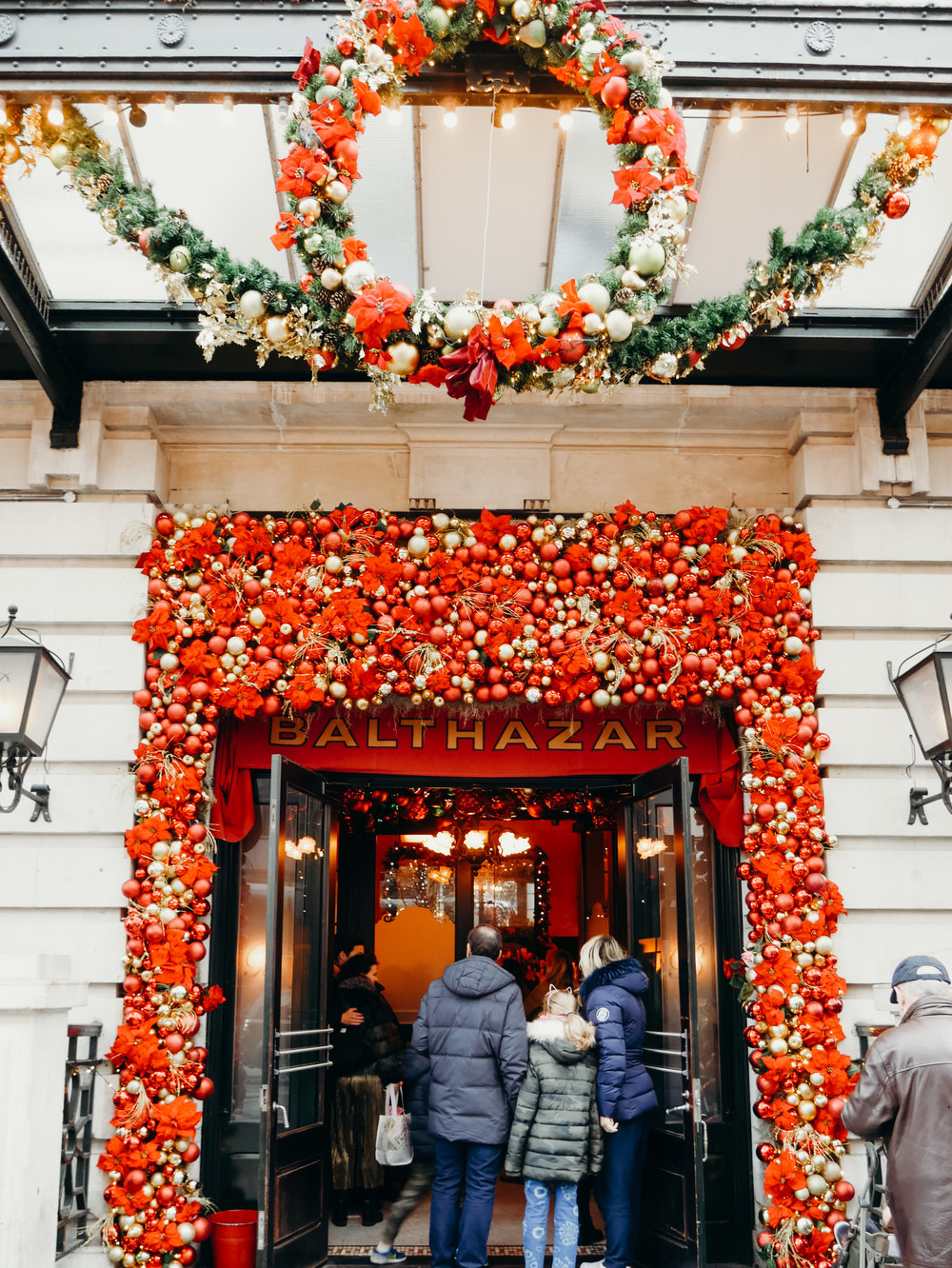 6 Things to Do in London at Christmastime - Balthazar
