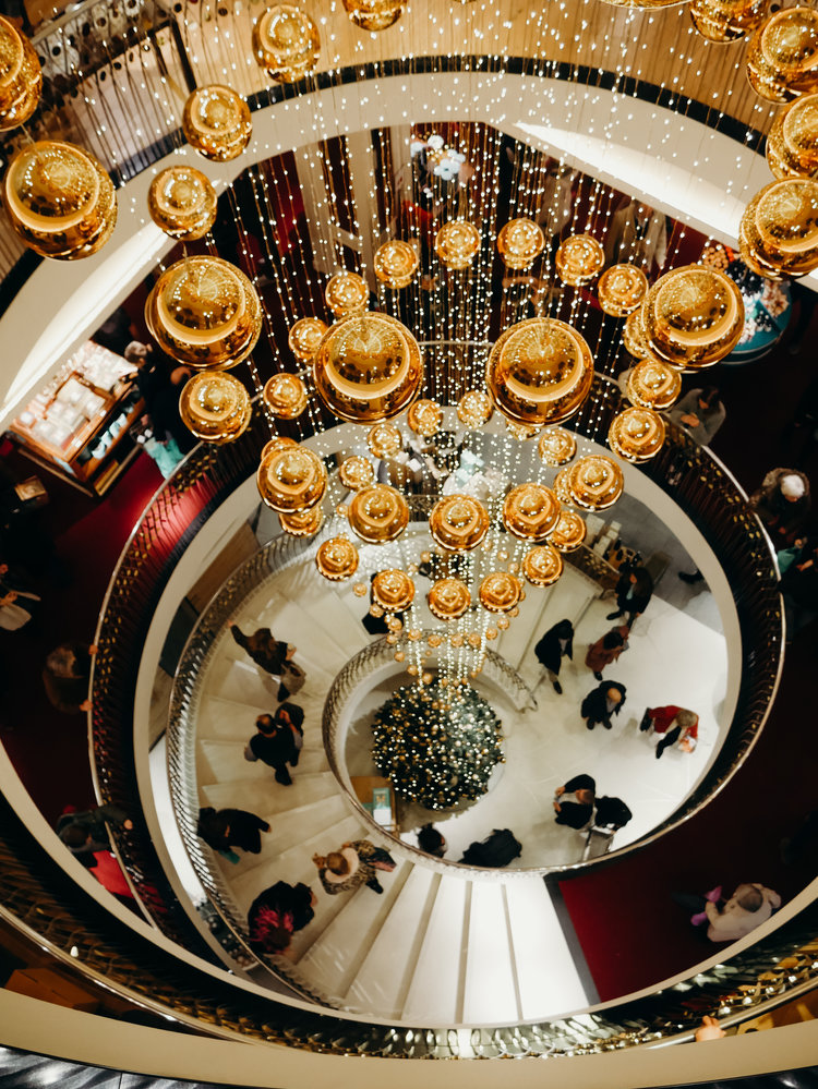 Christmas Bucket List - See the Decorations in London, Fortnum & Mason